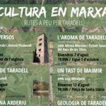 L'Ajuntament de Taradell proposa rutes temàtiques pel mes d'agost amb el nom de 'Cultura en marxa'