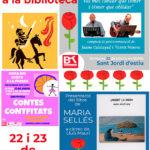 La Biblioteca de Taradell celebrarà el Sant Jordi d'estiu amb diverses activitats literàries els dies 22 i 23 de juliol