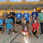 Lluís Peix guanya el 18è Torneig de tennis taula de la Festa Major de Taradell
