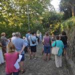 Arrenca amb èxit la primera ruta temàtica 'Pedres i Versos' dedicada als espais culturals més emblemàtics de Taradell