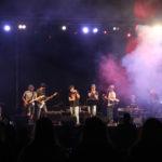 Concert de versions de revetlla d'un dia de Festa Major amb ballada de gegants i mercat del segle XVII
