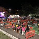 Concerts i moltes mesures preventives i per mantenir la distància als dos dies de Festa Jove de Taradell