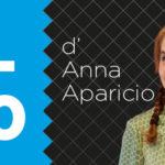 La T-10 d'àlbums il·lustrats d'Anna Aparicio