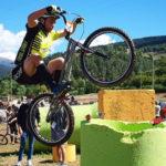 Jordi Araque es proclama subcampió del Campionat de Catalunya de trial
