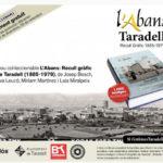 Taradell llança un col·leccionable de fotografies antigues del municipi i la seva vida social