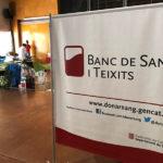 Dilluns Taradell acull una nova campanya de donació de sang