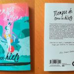 El taradellenc Eloi Creus publica el seu primer llibre de poemes 'Tiempos de llama en hielo'