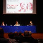 La diputada d'ERC Pilar Vallugera presenta a Taradell el llibre d'Oriol Junqueras i Marta Rovira