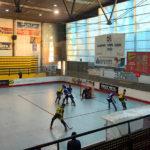 El CP Taradell tanca l'any amb victòria contra el Mataró i surt de la zona de descens (3-4)