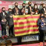 Un taradellenc aconsegueix amb Catalunya l'or al Campionat d'Espanya Interautonomies de raid hípic
