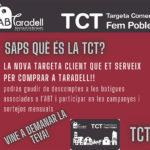 Aquest dissabte es poden obtenir les primeres targetes de comerç de Taradell