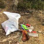 Més de 80 voluntaris recullen 350 quilos de deixalles en poques hores a l'entorn de Taradell