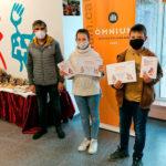 Dos alumnes del Col·legi Sant Genís i Santa Agnès guanyen un dels Premis Sambori Òmnium 2020 de la demarcació Alt Ter-Garrotxa