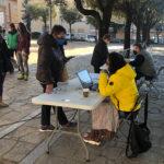 L'Associació de Botiguers de Taradell tramita unes 300 targetes TCT en un sol dia