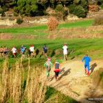 101 corredors acomiaden el 2020 participant a l'11a edició de la Sant Silvestre de Taradell