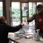 Participació a les 17h a Taradell a les eleccions catalanes 2021: un 52% de votants