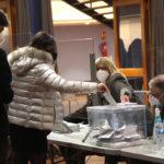 A falta de menys d'una hora Taradell registra el 57% de participació a les eleccions catalanes 2021