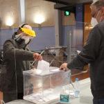 Un 14,66% de persones ja han votat a Taradell a les 11:30h del matí a les eleccions catalanes 2021