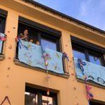 Ja hi ha guanyadors del concurs de balcons, finestres i aparadors del Carnaval de Taradell 2021