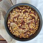 El RecepTARi: Pastís de xocolata, pera i avellanes