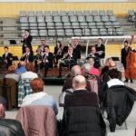 El pavelló de Taradell acull un concert de la Cobla Sant Jordi Ciutat de Barcelona