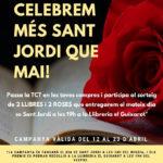Campanya de Sant Jordi dels botiguers associats de Taradell