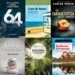 Recomanacions de la Llibreria l'Estudi de Taradell per aquest Sant Jordi 2021