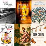 Recomanacions de la Llibreria El Guixarot de Taradell per aquest Sant Jordi 2021