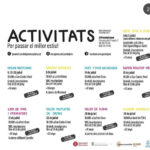 L'Estiu Jove proposa activitats lúdiques durant tot el juliol