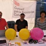 Bona participació a Taradell en la primera Mostra d'entitats