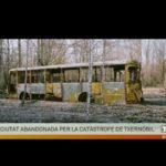 TV3 es fa ressò de l'exposició fotogràfica sobre Txernòbil que es pot veure a Taradell