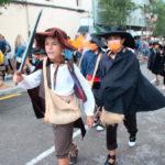 En Toca-Sons canalla torna als carrers de Taradell i esquiva la forca per retornar al País de Mai més
