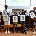La taradellenca Laura Autonell i Joan Carles González guanyen la 19a edició del Premi Literari Solstici de Taradell