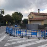 L'Ajuntament de Taradell millora l'accessibilitat a la cruïlla entre el carrer Ramon Pou i la carretera de Balenyà