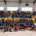 El Club Volei Taradell presenta els equips 2021-2022 i compta amb l'únic equip infantil masculí d'Osona