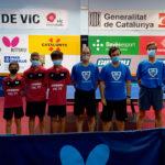 El TT Mont-rodon debuta amb dues derrotes a la Lliga Intercomarcal 2021